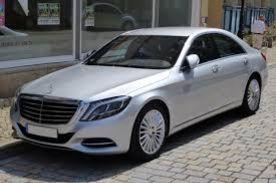 Mercedes-Benz S & CL 2015-2017