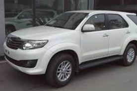 Toyota Fortuner II